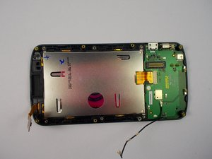 Motorola Droid Pro Screen Replacement