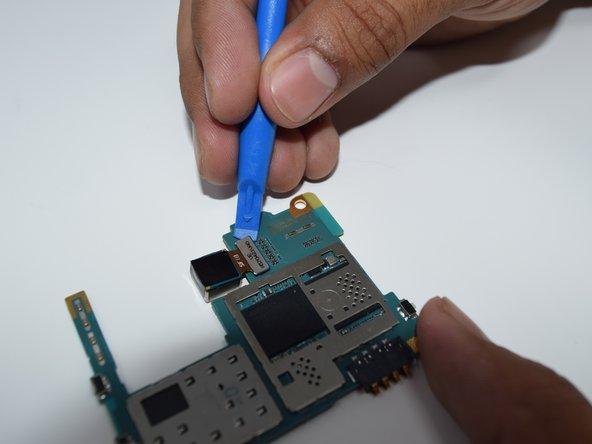Samsung Galaxy Prime Rear Facing Camera Replacement
