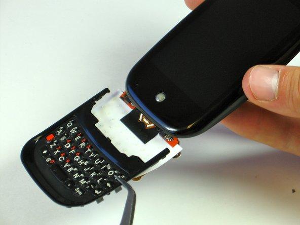 Palm Pre Keyboard Sensor Replacement
