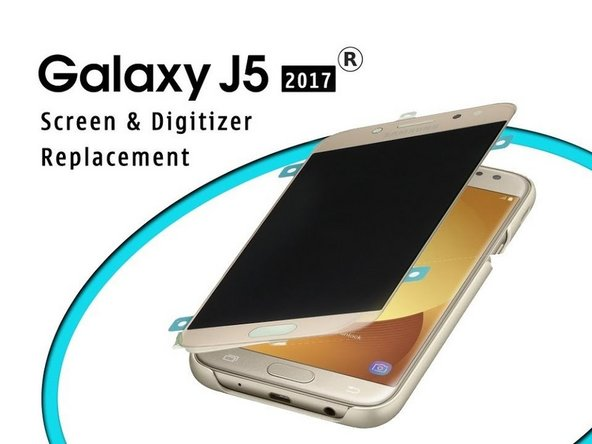 Samsung Galaxy J5 (2017) Glass / Touch Replacement