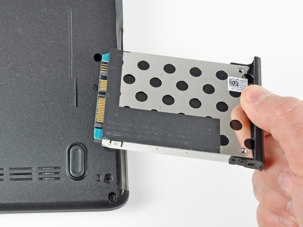 Dell Inspiron 1525 Hard Drive Replacement