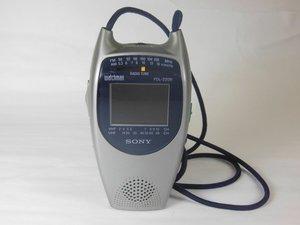 Sony FDL-220R Watchman Repair