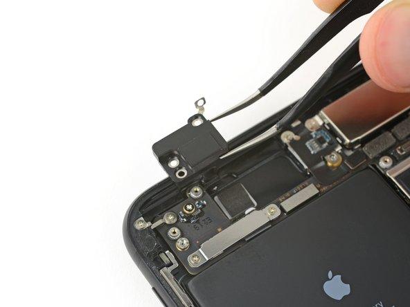 Sostituzione antenna superiore sinistra iPhone 7 Plus