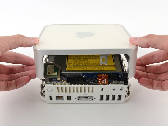 Mac mini Model A1283 Top Housing Replacement