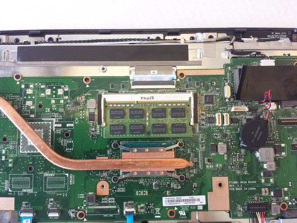 ASUS Portable AiO PT2001 RAM Replacement