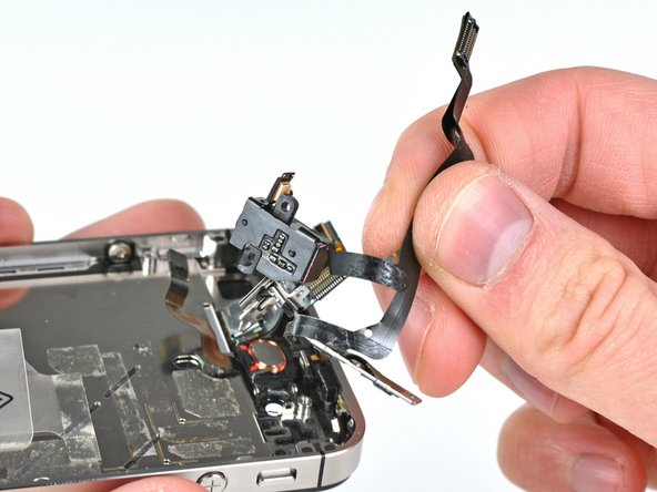 iPhone 4 Verizon Headphone Jack Cable Replacement
