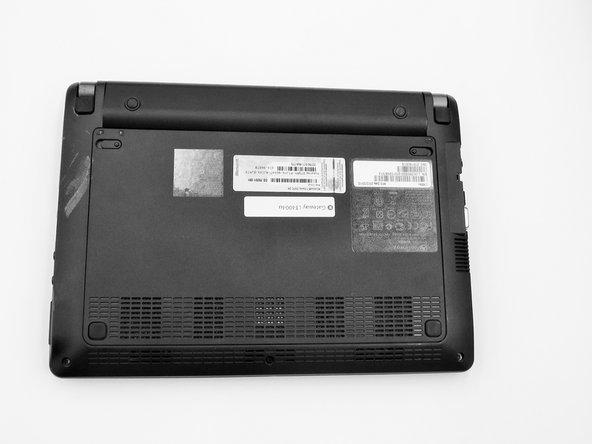 Gateway LT4004u Battery Replacement