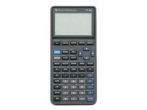 Texas Instruments TI-82 Reparatur