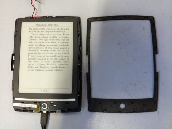 Cybook Odyssey Battery Replacement