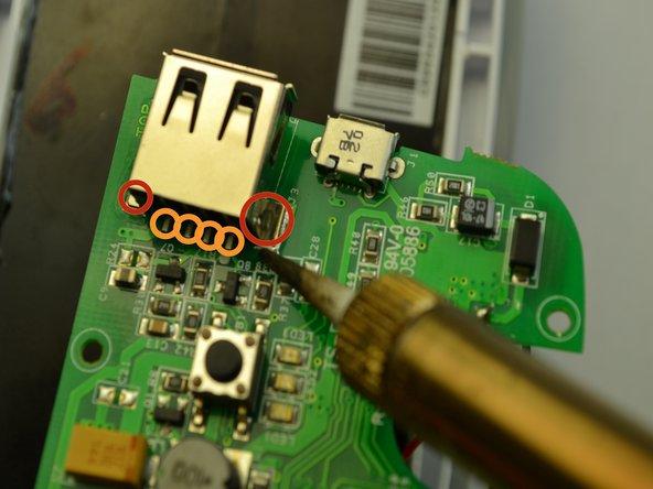 Solio CLASSIC2 USB Port Replacement