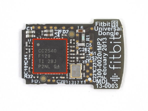 Enough loligagging, let's cut to the chase. This diminutive USB board houses all of the hardware needed to communicate with the Flex — and your computer: