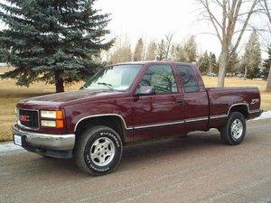 1988-1998 GMC Pickup Repair