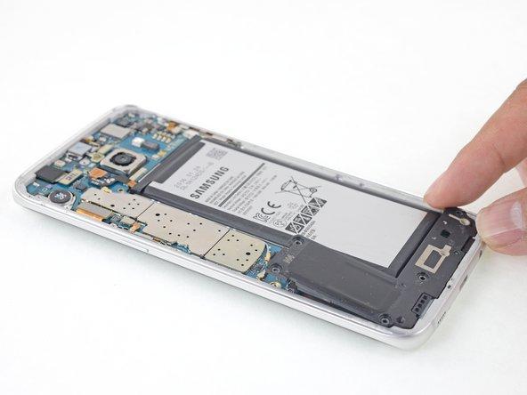 Reemplazo del ensamblaje de altavoz del Samsung Galaxy S7 Edge