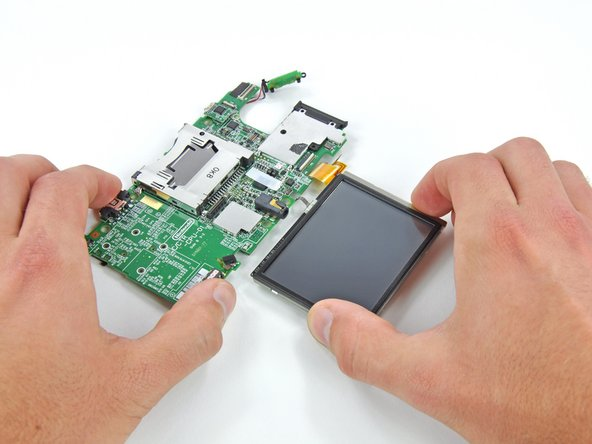 Nintendo 3DS Lower Display Assembly Replacement