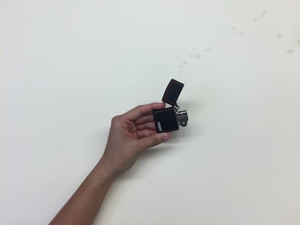 How to refill a Zippo Lighter