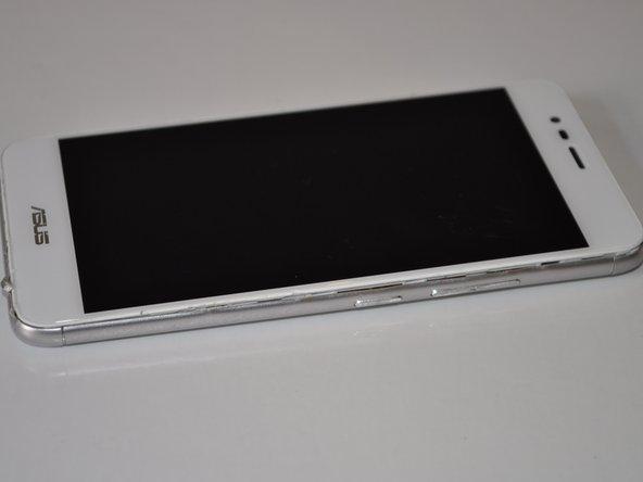Asus Zenfone 3 Max Motherboard Replacement