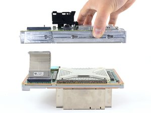 Motherboard and Heatsink Assembly