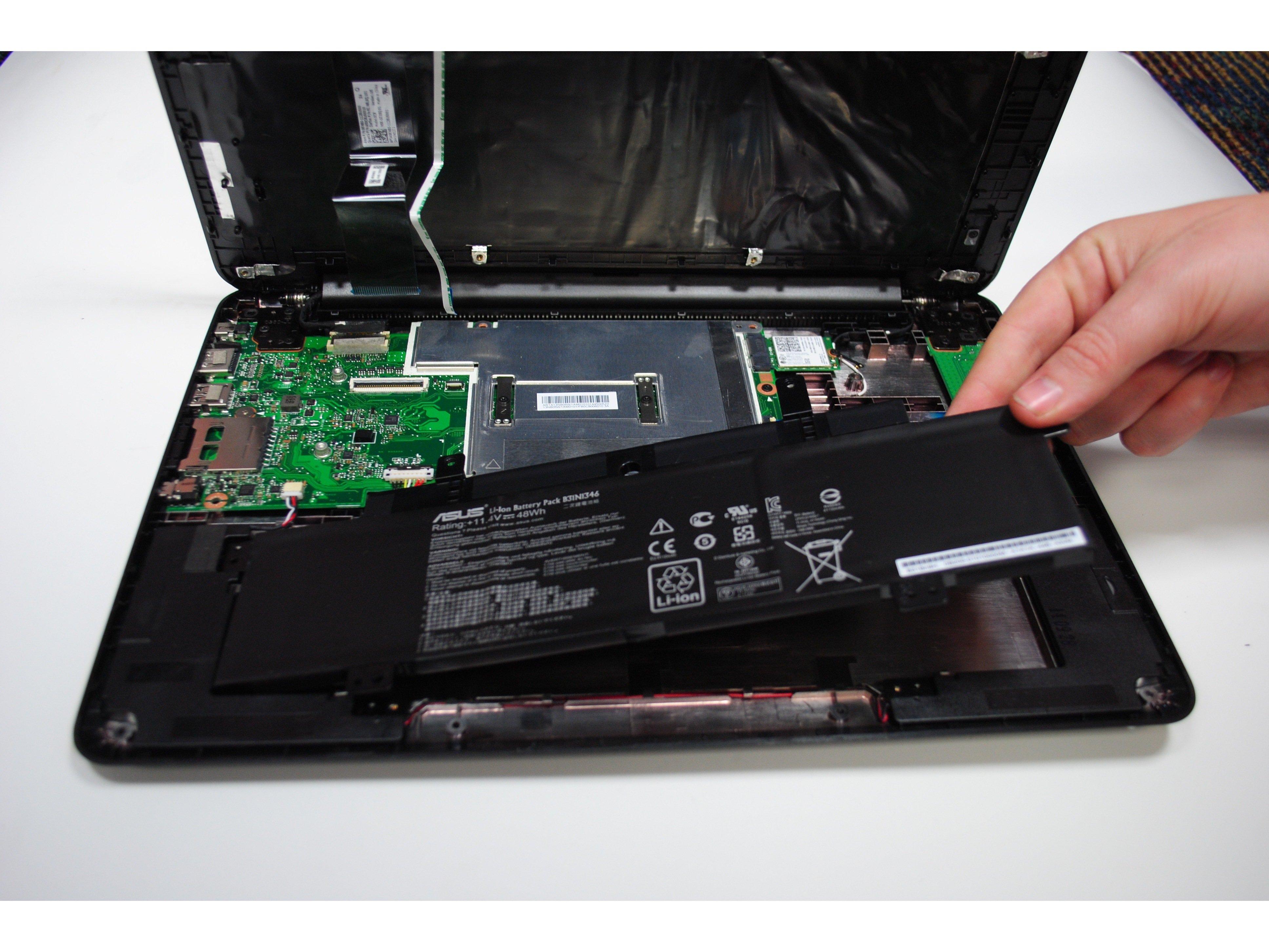 Asus Chromebook C300M Battery Replacement - iFixit Repair Guide
