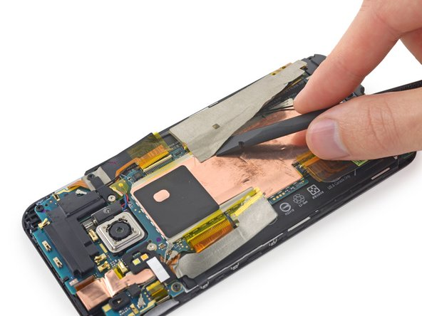 This HTC teardown is feeling a lot less like the open heart surgery we had to perform on the M8.