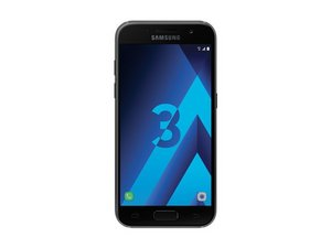 Samsung Galaxy A3 2017 (A320Y/DS) Latin America, India Dual-SIM