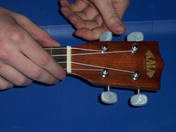 How to Change Strings on a Ukulele
