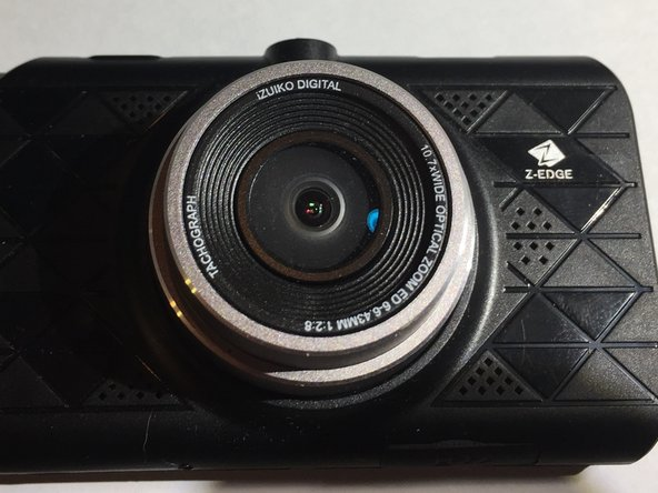 This is the camera we are working with