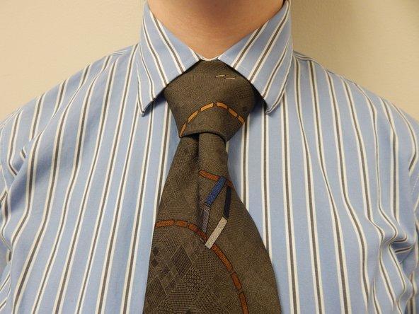 How to Tie a Tie: Pratt