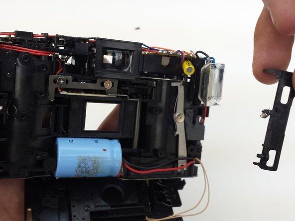 Ricoh YF-20 Super Button Mechanism Replacement