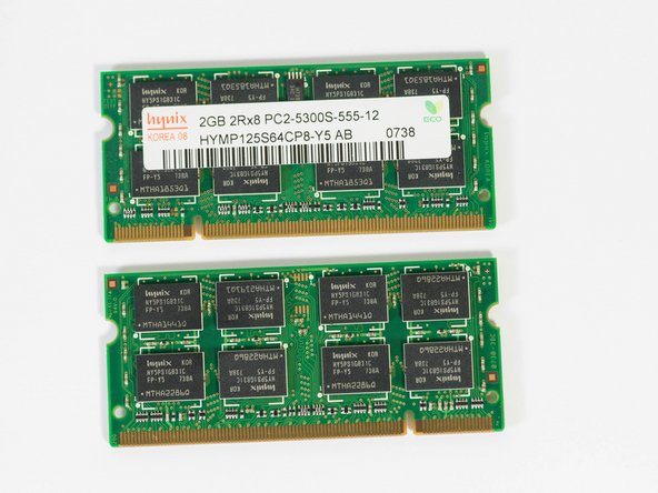 Dell XPS M1530 RAM Replacement