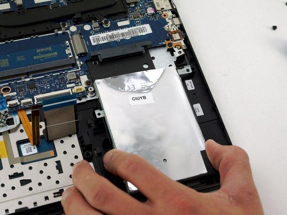 Lenovo IdeaPad Flex 5-1570 Hard Drive Replacement