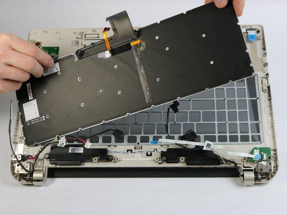 Toshiba Satellite S55T-B5335 Keyboard Replacement