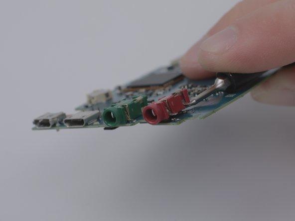 Sony a7 AV Port Replacement