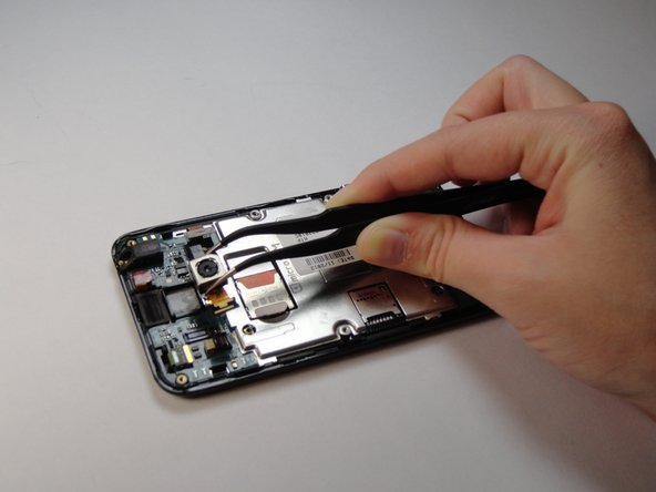 LG Motion 4G MS770 Rear Facing Camera Replacement