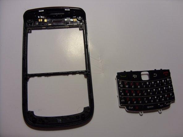 Blackberry Bold 9650 Keypad Replacement