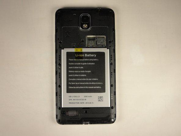 Tengda S5 Plus Battery Replacement
