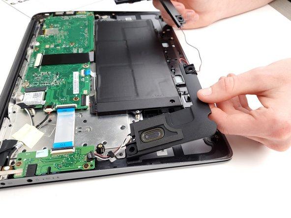 Acer Chromebook 14 CB3-431-C7EX Speakers Replacement