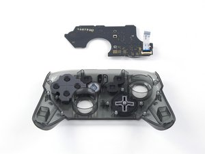 Front Button Contact Board