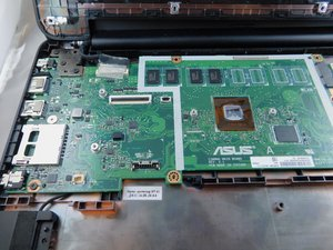 Asus Chromebook C300MA-BBCLN12 Motherboard Replacement