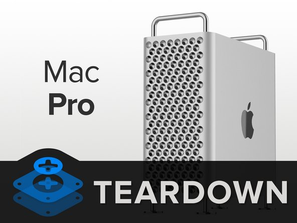 It may not be the expensive configuration handed out to so many YouTubers, but our base model Mac Pro will still put a dent in your titanium Apple Card wallet at a cool six grand, offering: