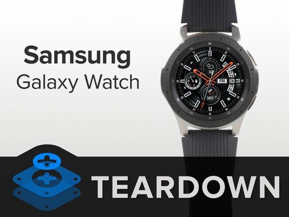 Nuestra telemetría inicial del Galaxy Watch nos trae: