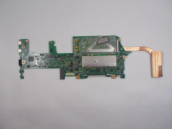 HP Spectre x360 13-ac023dx Motherboard Replacement