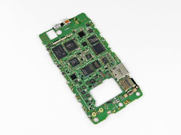 Motorola Droid RAZR Motherboard Replacement