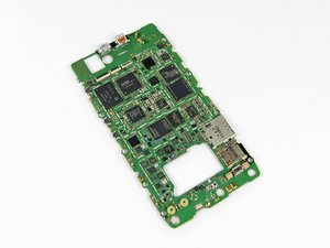 Motorola Droid RAZR Motherboard Replacement