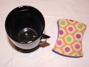 Repairing a Broken Coffee Mug Handle