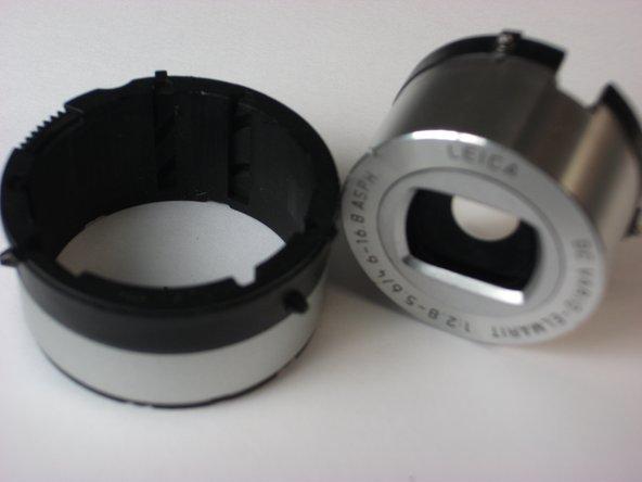 the Panasonic Lumix DMC-FX01 Camera Lens Replacement