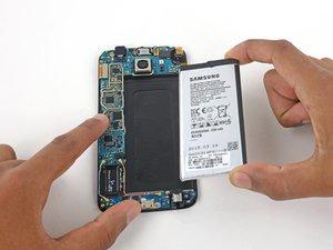 Samsung Galaxy S6 Pil Değişimi