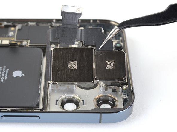 iPhone 12 Pro Max Rear-Facing Cameras Replacement