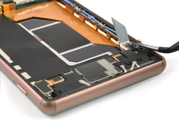 Sony Xperia Z3 Display Grundständige Anleitung