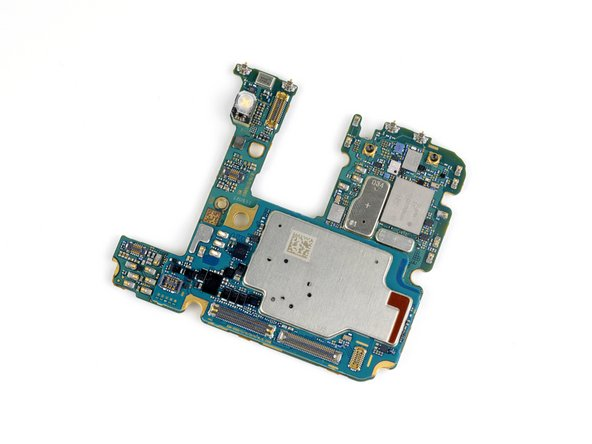 Samsung Galaxy S20 Motherboard Replacement