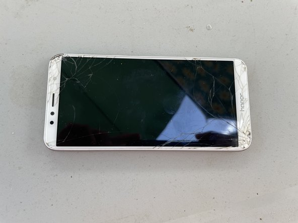 Huawei Honor 7A AUM-L29 Display Replacement